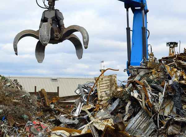 scrap metal dealers act