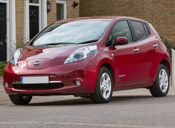 Nissan leaf – a popular EV vehicle