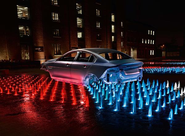 neon vehicle