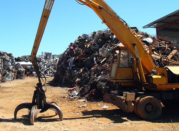 scrap yard emr