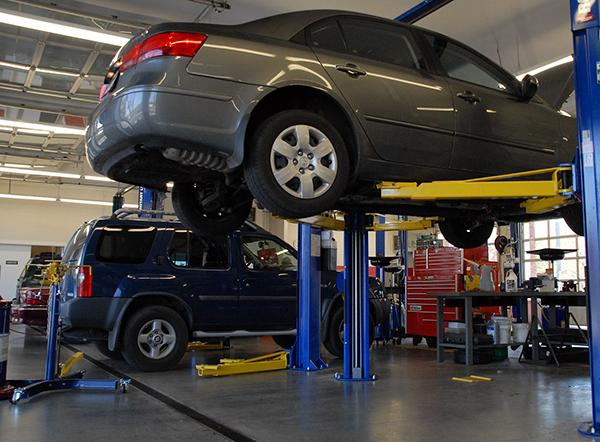 rising car repair costs