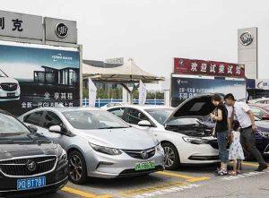 China scrap vehicle recycling