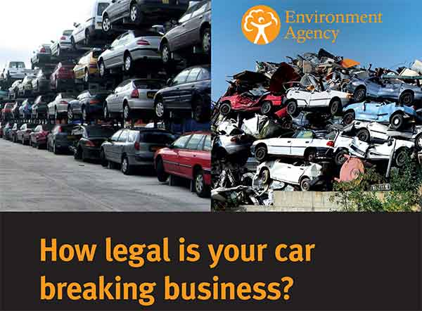 How legal is your breaking business?
