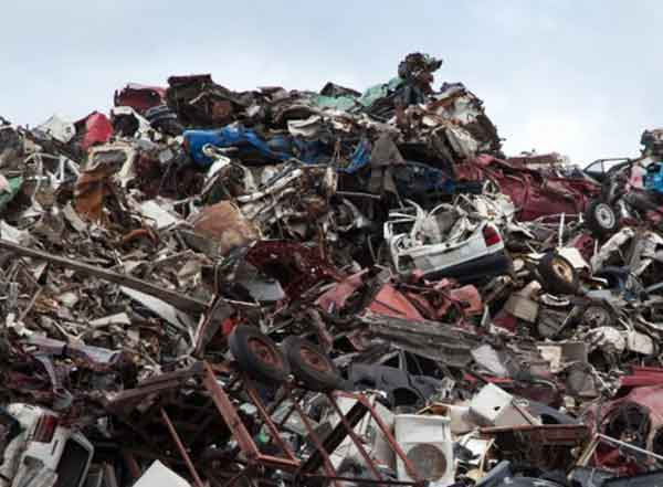 UK's first ever scrap metal site closure order secured by Hart District Council