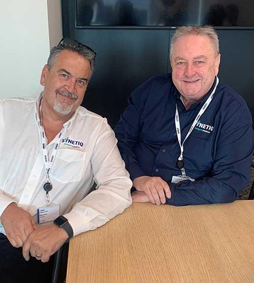 Richard Martin and John Schofield