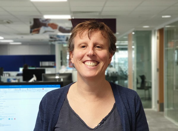 Caroline Guest - Innovation Manager within WMG, University of Warwick