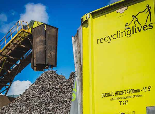 Recycling Lives completes acquisition of MWR