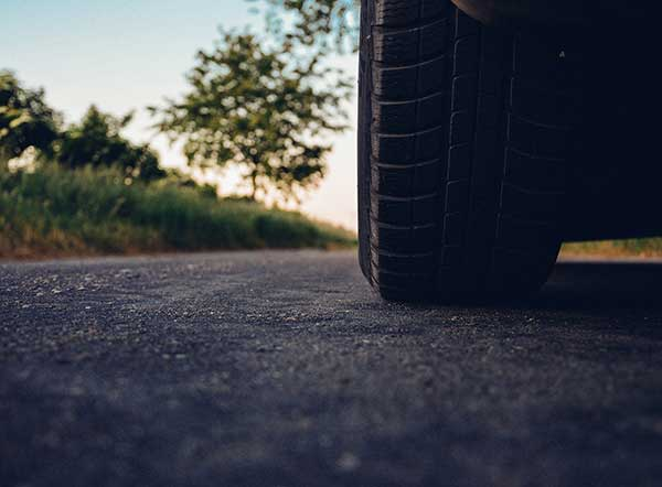 TARMAC uses recycled tyres in roads