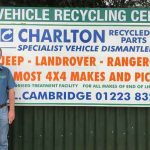 A change of direction for Charlton Recycled Autoparts Ltd