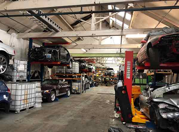 ASWR - BMW dismantlers and parts supplier