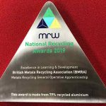 Metals Recycling General Operative apprenticeship recognised by industry