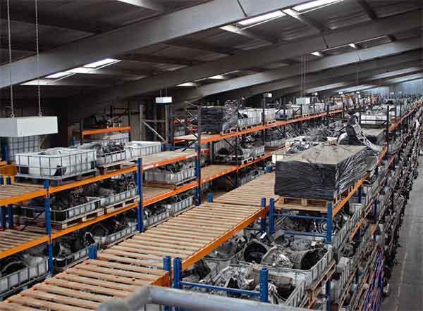 parts warehouse Hills