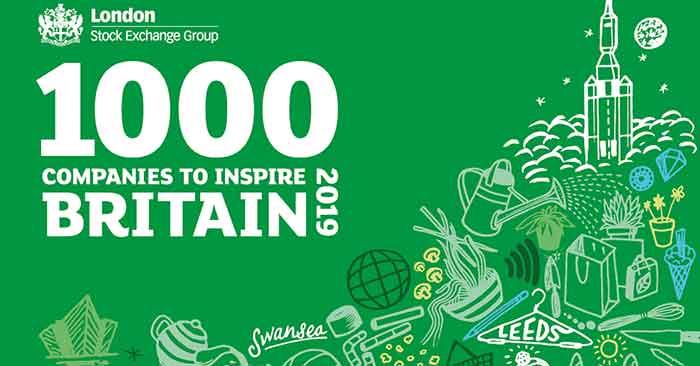 LSE Recognises Charles Trent Amongst UK's Most Inspiring Businesses
