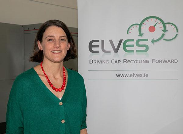 Elena Wrelton ELVESproducer compliance scheme for ELVs