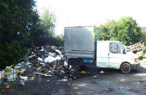ELV waste crime