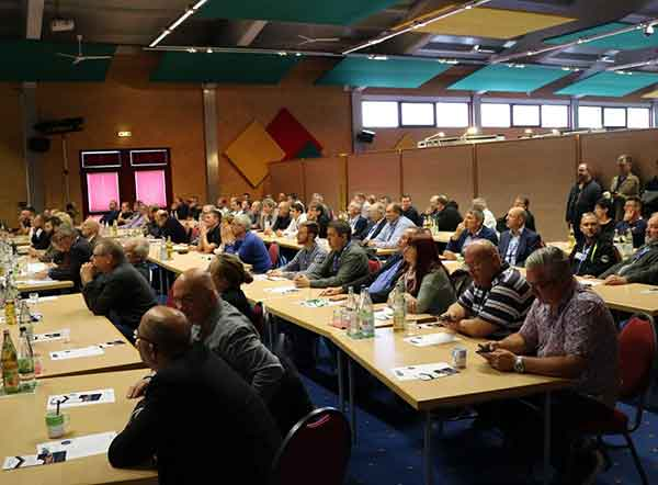 13th Auto Recycling Conference in Hohenroda