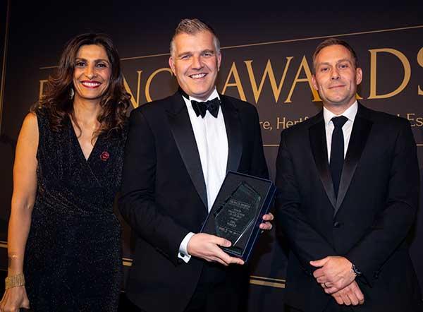 Copart wins Senior Finance Leader of the Year Award