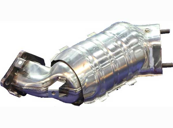 Tackling catalytic converter thefts