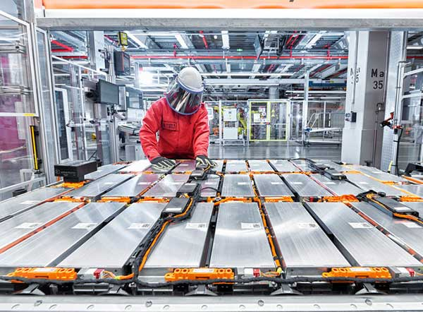 Audi and Umicore start closed loop battery recycling for cobalt and nickel