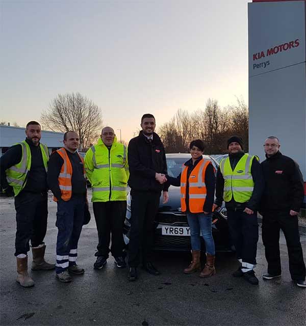 Copart's rapid response to Rotherham floods