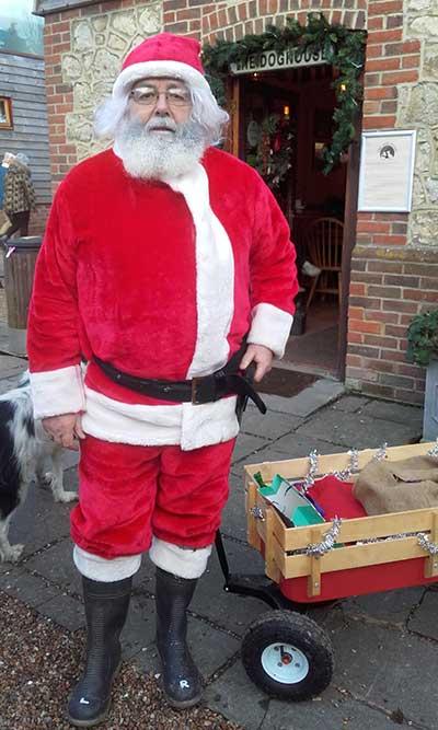 BVSF Father Christmas