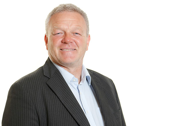 Alan Why Appointed Bunting's UK Sales Manager