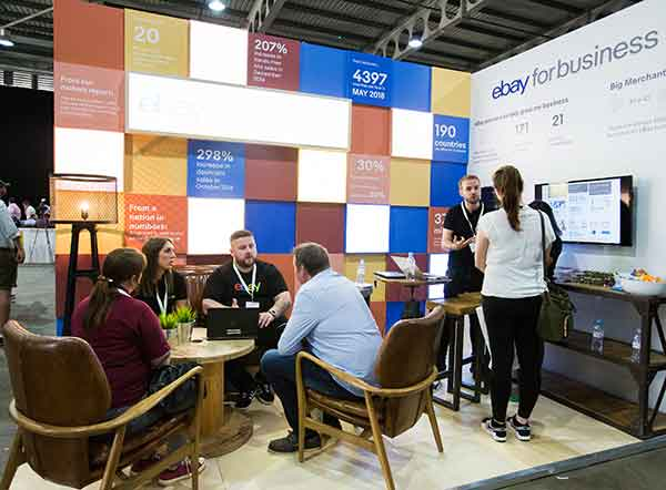 eBay headline sponsors at CARS expo 2020