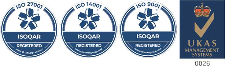 Driving Industry Standards – ISO Accreditations