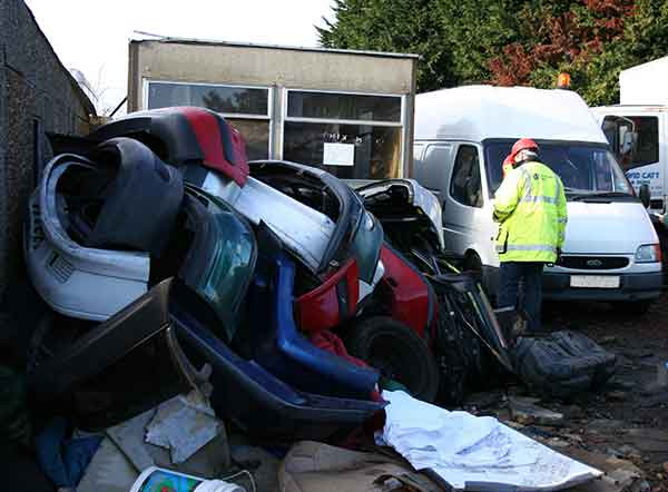New taskforce launched targeting waste criminals