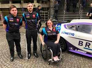 Disability Racing Academy set to grow thanks to SYNETIQ