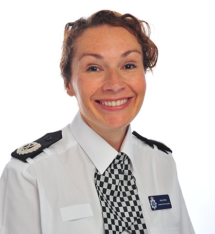 Police chief in talks to ban cash-only vehicle auctions - Jenny Sims Assistant Chief Constable, Cheshire Police