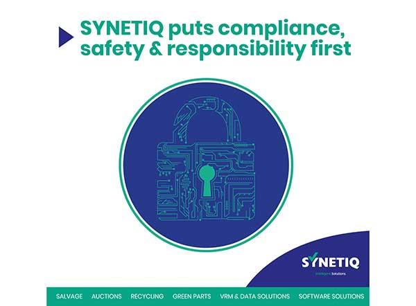 SYNETIQ raises the bar through outstanding compliance