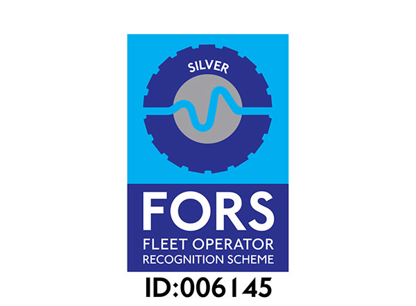 Ward achieves Silver FORS accreditation
