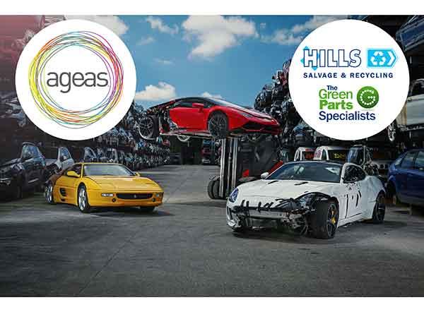 Ageas and Hills Salvage