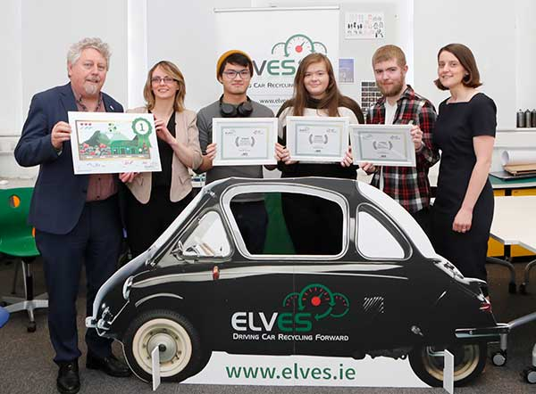 Video Animation Winners ELVES