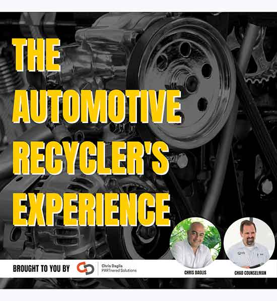 auto recycling podcast
