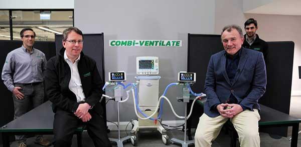 Combi-Ventilate launch one