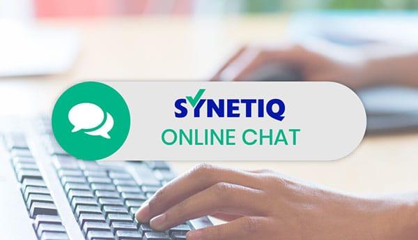 live chat synetiq