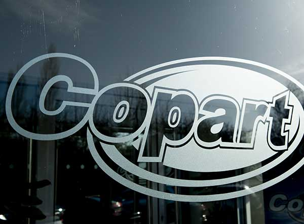 copart awarded ISO 45001 front