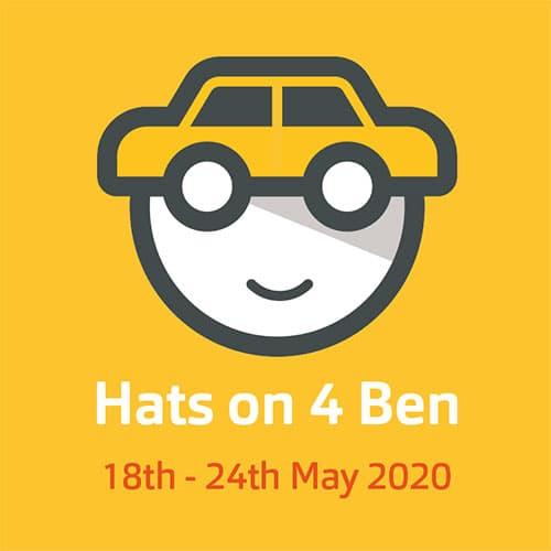 Ben - Hats on 4 Ben date