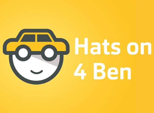 Ben - Hats on 4 Ben
