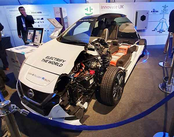 metal recovery from electric vehicles