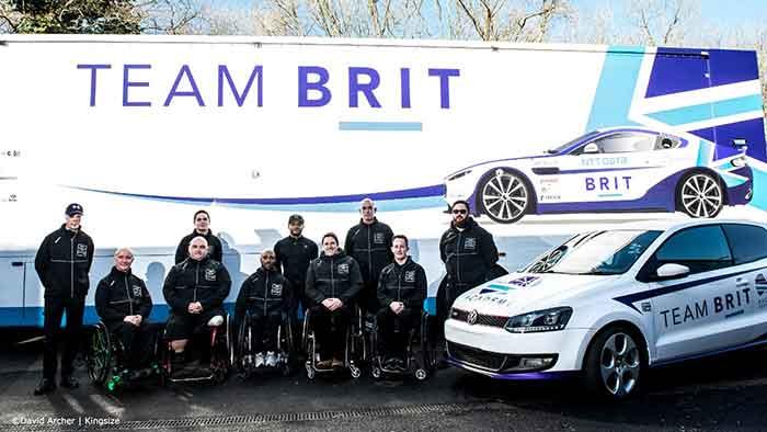 CSR - SYNETIQ Team Brit