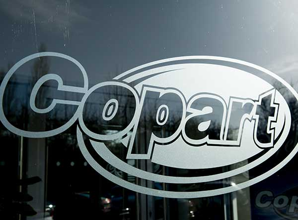 copart ISO 9001 feat