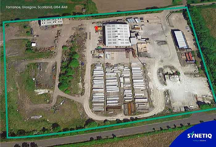 synetiq invests in 11 acre site in Glasgow site