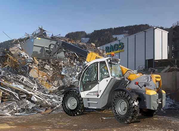 Liebherr assistance systems - T46-7s post