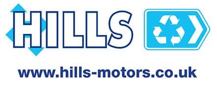 Hills logo post