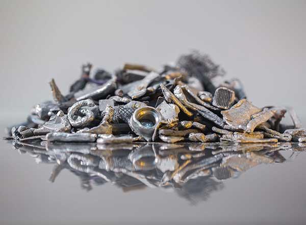 Tomra recycling technology aluminium