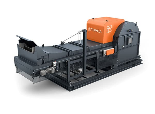 Tomra recycling technology - Sorting X-TRACT