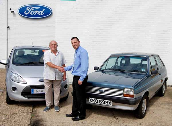 Scrappage damaged the classic car market fiesta trade-in post